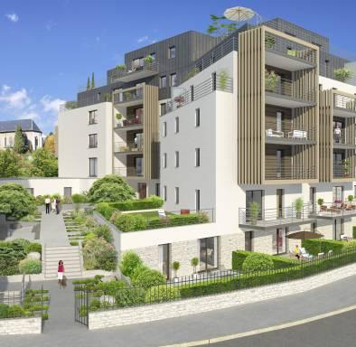 Programme neuf Monts et merveilles à Chambéry