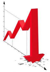 Baisse des taux d'emprunt