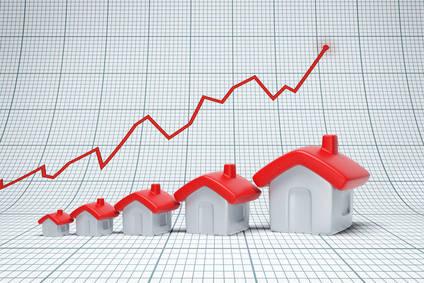 Les taux d'intérêts des prêts immobiliers remontent