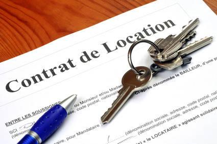Le contrat de location : GUL