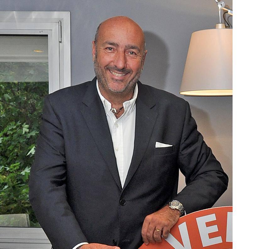 Sébastien Dufossé, associé du groupe Mercier