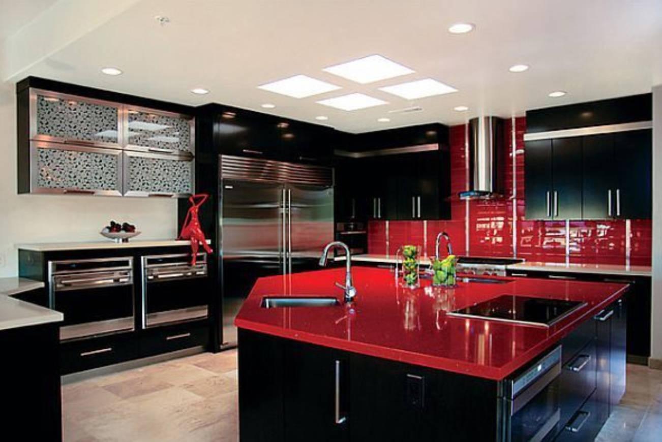 Osez la couleur en cuisine