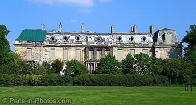 Chateau de Boulogne Billancourt