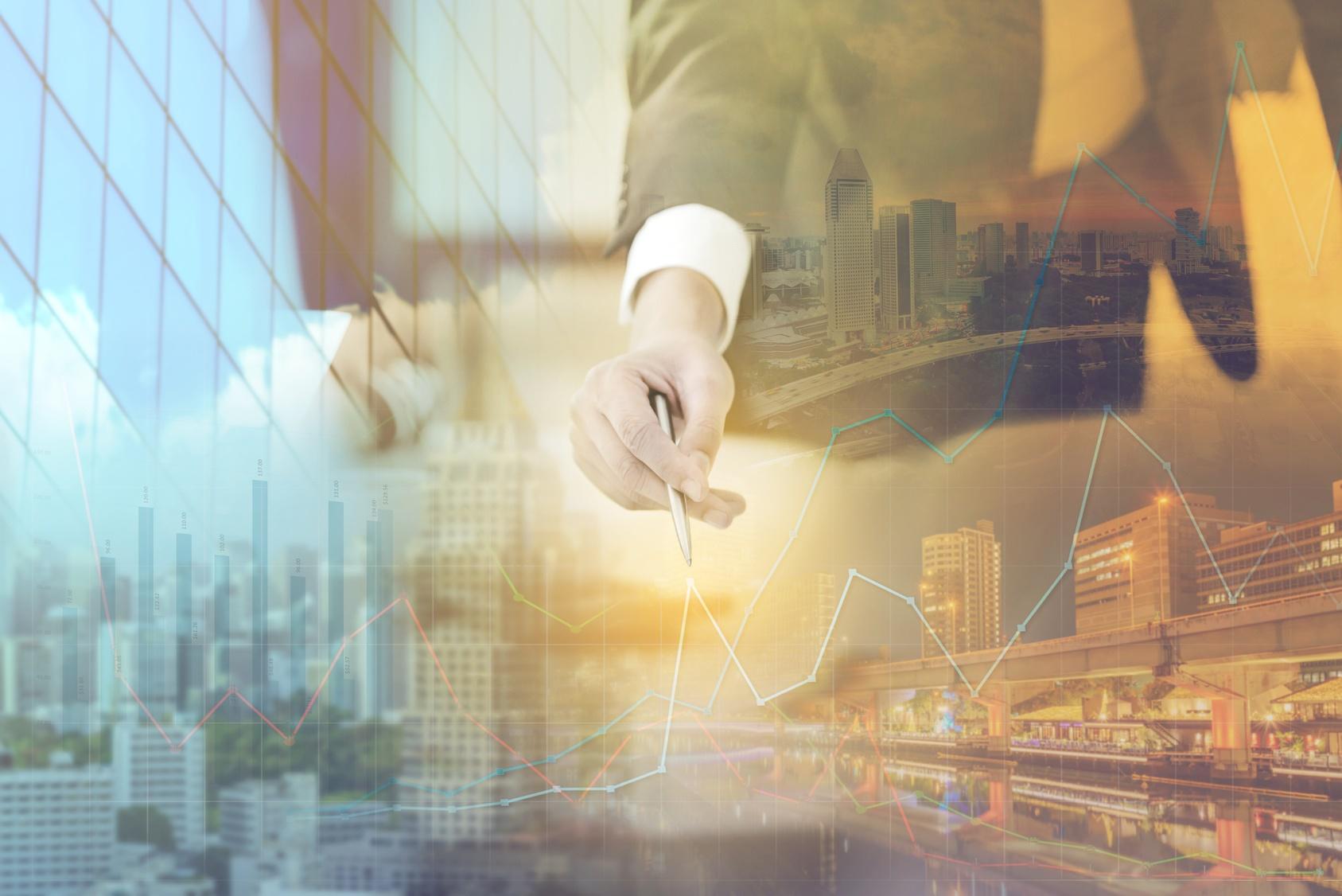 Les taux de crédits et le marché de l'immobilier