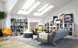 Immobilier : Agrandir son espace de vie en aménageant les combles ?