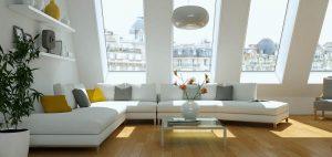 L'immobilier de luxe et le confinement