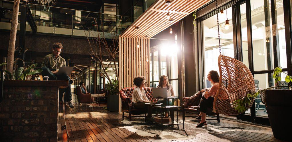 un bureau de coworking dans votre immeuble (Adobe stock)