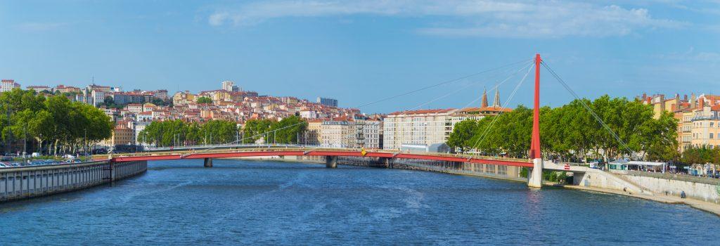 Lyon là destination